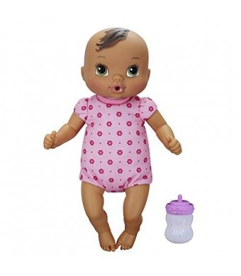 BaAlive Baby Alive Luv 'n Snuggle Baby Doll Brunette