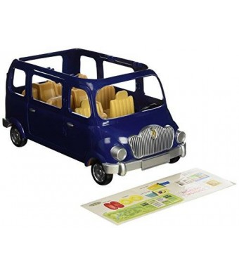 Calico Critters Family Seven Seater Vehicle