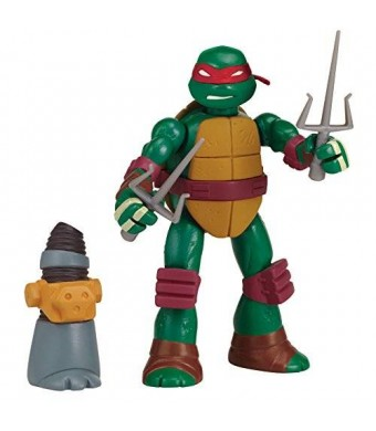 Teenage Mutant Ninja Turtles Mix and Match Raphael Figure Action Figure
