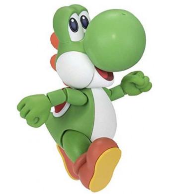"""Bandai Tamashii Nations S.H. Figuarts Yoshi """"Super Mario Bros"""" Action Figure"""