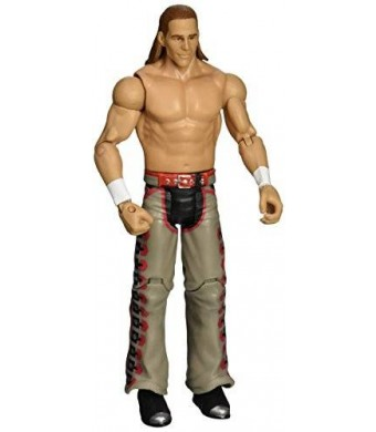 Mattel WWE WrestleMania Heritage Series Shawn Michaels Figure