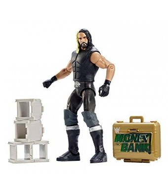 Mattel WWE Elite Collection Series #37 -Seth Rollins