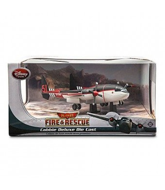 Disney Planes Fire and Rescue Cabbie Deluxe Die Cast 1:43