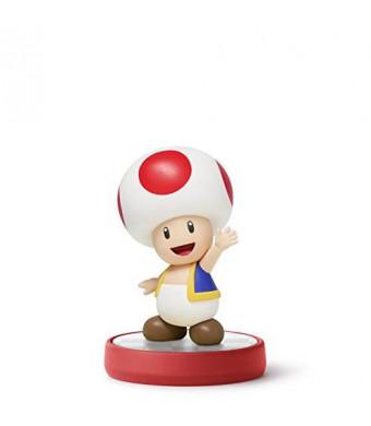 Nintendo Toad amiibo (Super Mario Bros Series)