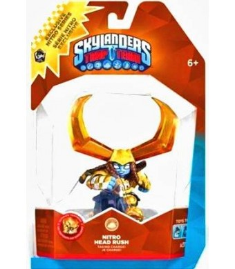 Activision Skylanders Trap Team Nitro Head Rush Exclusive Figure Pack