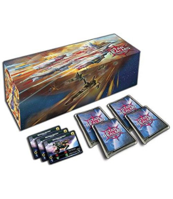 Legion Supplies Star Realms: Card Box, Includes 3 Promo Cards