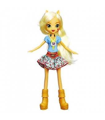 My Little Pony Equestria Girls Applejack Friendship Games Doll