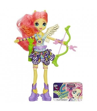 My Little Pony Equestria Girls Archery Fluttershy Doll