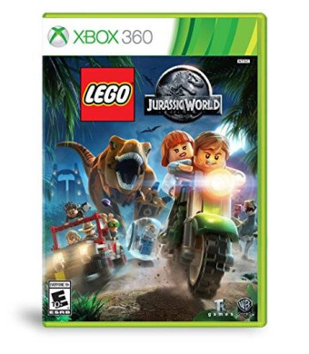 Warner Home Video - Games LEGO Jurassic World - Xbox 360 Standard Edition