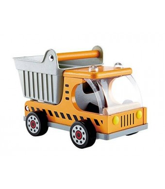 Hape Playscapes - Dumper Truck Vehicle