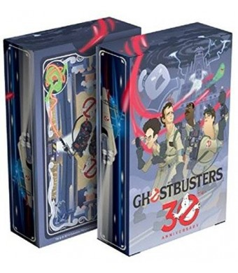 Albino Dragon Ghostbusters Playing Cards