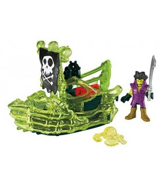 Fisher-Price Imaginext Ghost Pirate Ship