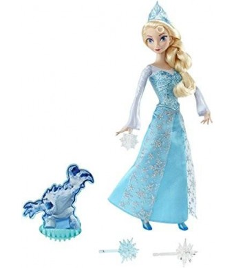 Mattel Disney Frozen Ice Power Elsa Doll