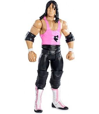 Mattel WWE Figure Series #49 - Superstar #28 Bret Hart
