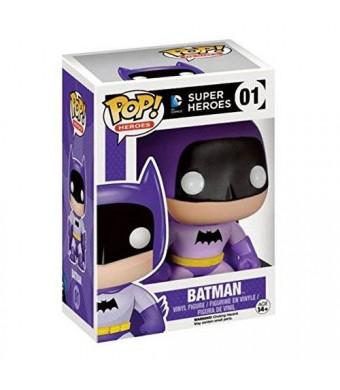 FunKo Batman 75th Anniversary Purple Rainbow Batman Pop! Vinyl Figure - Entertainment Earth Exclusive