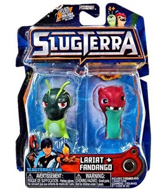 Jakks Pacific Slugterra Series 5 Lariat and Fandango Mini Figure 2-Pack