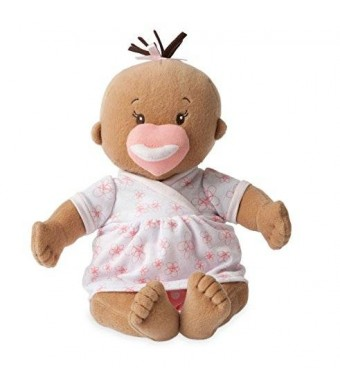 Manhattan Toy Baby Stella Beige Soft Nurturing First Baby Doll (new for 2015!)