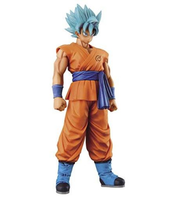 Banpresto Dragon Ball Z 9.8-Inch The Son Goku Movie Master Stars Piece Figure