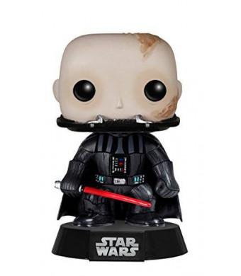 Funko POP Star Wars: Unmasked Darth Vader Action Figure