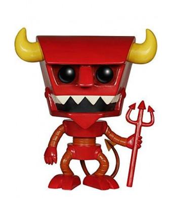 Funko POP TV: Futurama - Robot Devil Action Figure