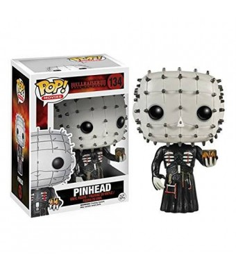 FunKo POP Movies: Hellraiser - Pinhead Toy Figure