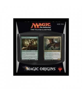 Magic: the Gathering MTG Magic the Gathering Origins M16 2016 Clash Pack (with 6 foil rares) - Pre-Order Ships July 17th