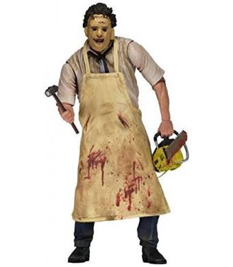 "NECA Texas Chainsaw Massacre 7"" Ultimate Leatherface Action Figure"