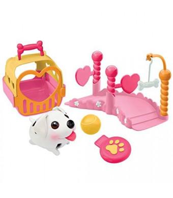 ChubPuppies Chubby Puppies Polecourse Playset