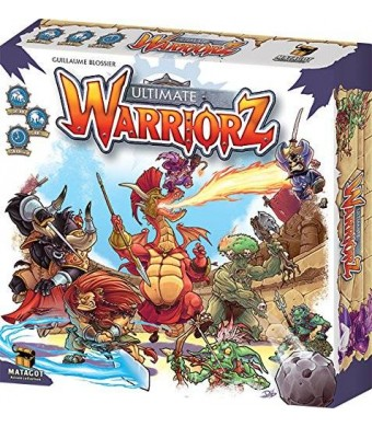 Asmodee Ultimate Warriorz