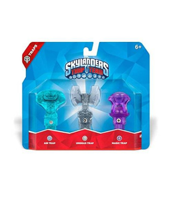 Activision Skylanders Trap Team: Triple Trap Pack: Air, Undead, Magic
