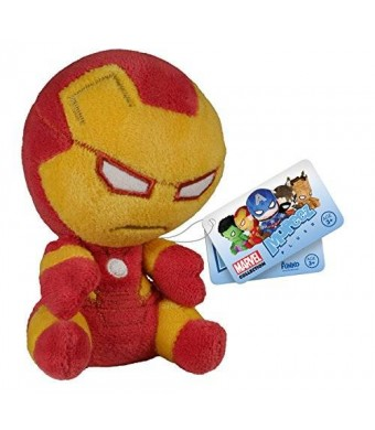 Funko Mopeez: Marvel - Iron Man Action Figure