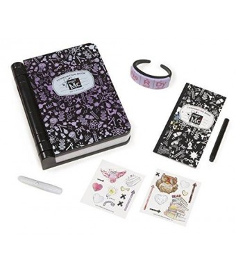 Project Mc2 A.D.I.S.N.™ Journal Advanced Digital Intelligence Spy Notebook