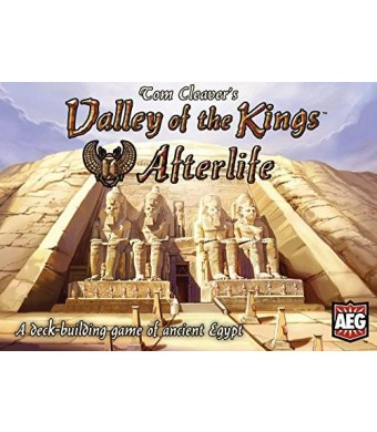 AEG Valley of the Kings Afterlife Board Game