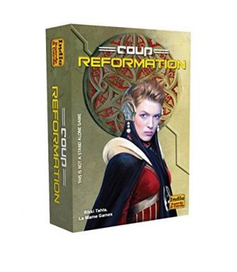 Indie Boards & Cards Coup Reformation (an expansion)