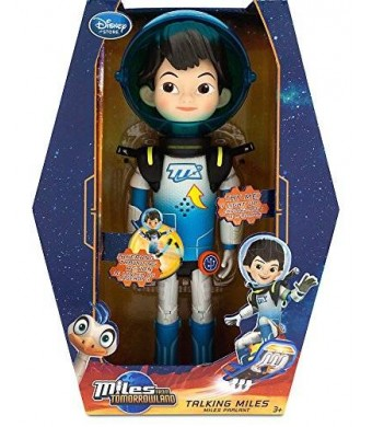 """Disney Junior Miles From Tomorrowland Talking Miles 12"""" Action Figure"""