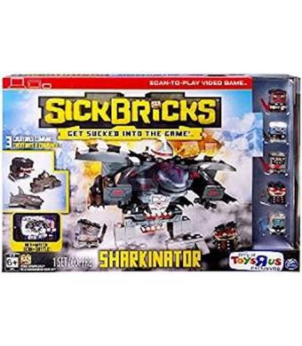 Spin Master Sick Bricks Sharkinator Playset