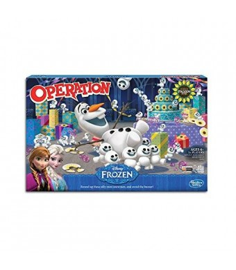 Hasbro Olaf Operation Board Game