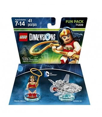 Warner Home Video - Games DC Wonder Woman Fun Pack - LEGO Dimensions