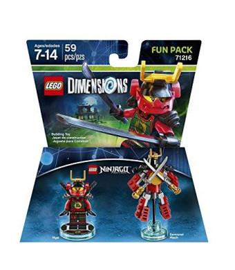 Warner Home Video - Games Ninjago Nya Fun Pack - LEGO Dimensions