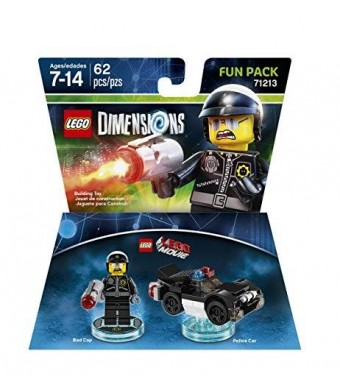 Warner Home Video - Games LEGO Movie Bad Cop Fun Pack - LEGO Dimensions