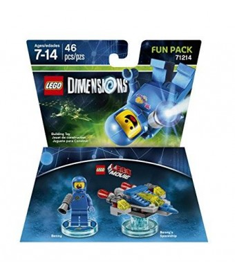 Warner Home Video - Games LEGO Movie Benny Fun Pack - LEGO Dimensions