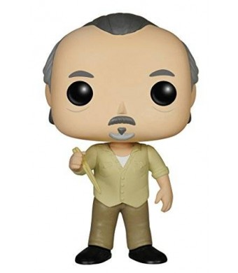 FunKo POP Movies: The Karate Kid - Mr. Miyagi Toy Figure