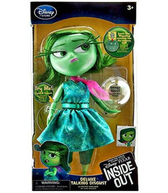 INsideOUT Disney / Pixar Inside Out Disgust Talking Action Figure