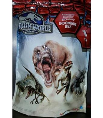 Hasbro Jurassic Park Jurassic World Bag of 15 Exclusive 3 Mini Figures