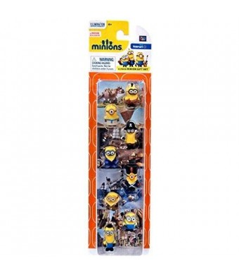 Minions Movie, Exclusive 8-Piece Minion Gift Set, 1-Inch Figures