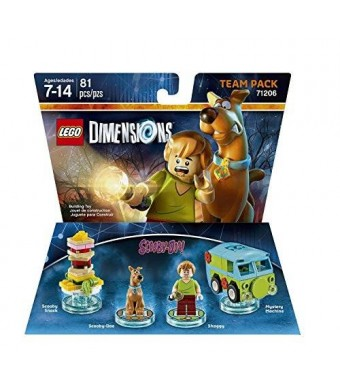 Warner Home Video - Games Scooby Doo Team Pack - LEGO Dimensions