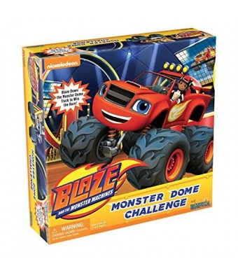 University Games Blaze and the Monster Machines Monster Dome Challenge