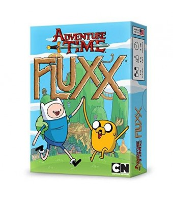 Looney Labs Adventure Time Fluxx Game