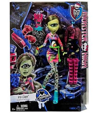 Monster High I (Heart) Fashion Iris Clops Doll and Fashion