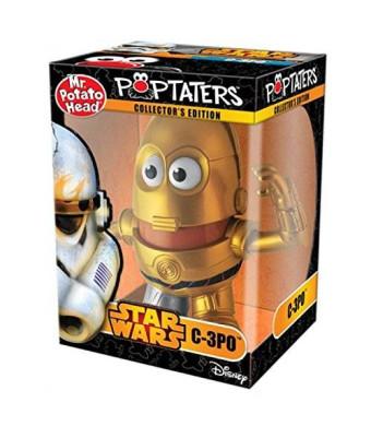 PPW Star Wars C3P0 Mr. Potato Head Toy